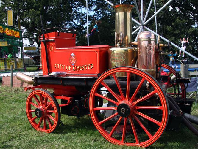 Картинки по запросу 1841 Опробована первая паровая пожарная машина