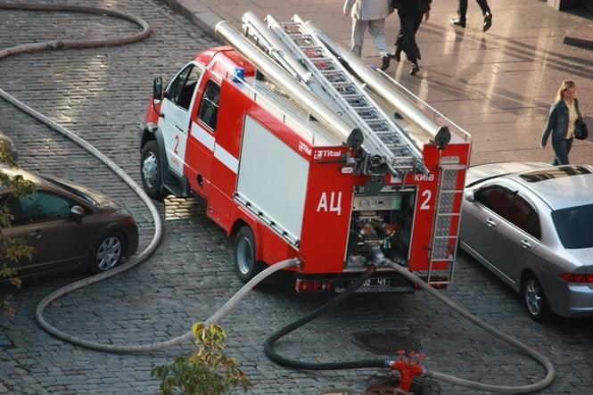 фото пожарных автомобилей на гидрантах #8